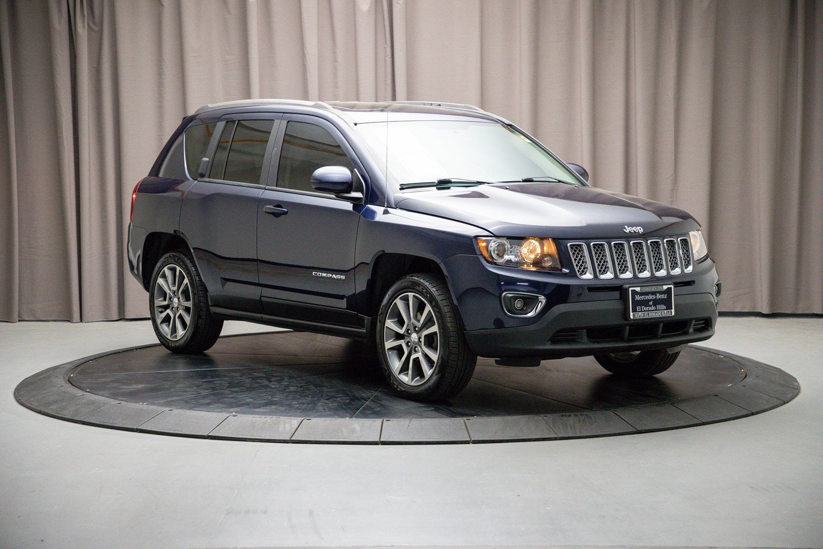 Pre-Owned 2014 Jeep Compass Limited