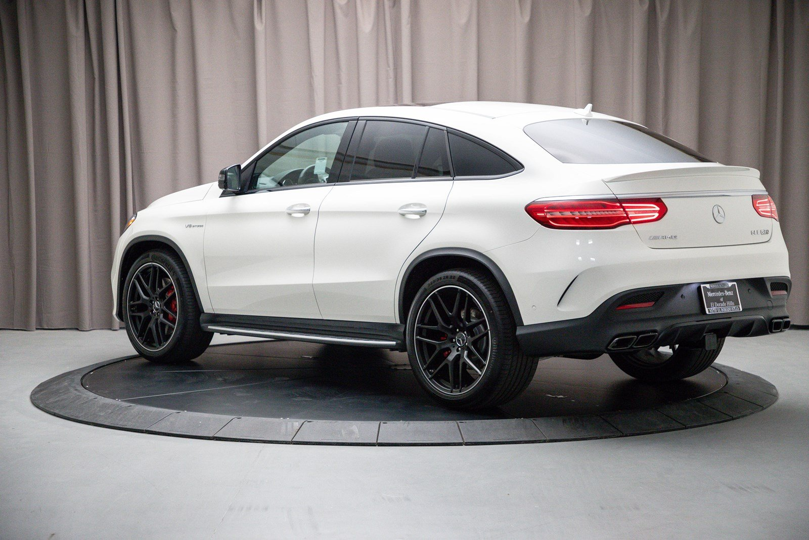 Mercedes Benz Amg >> New 2019 Mercedes Benz Amg Gle 63 S Coupe Awd 4matic