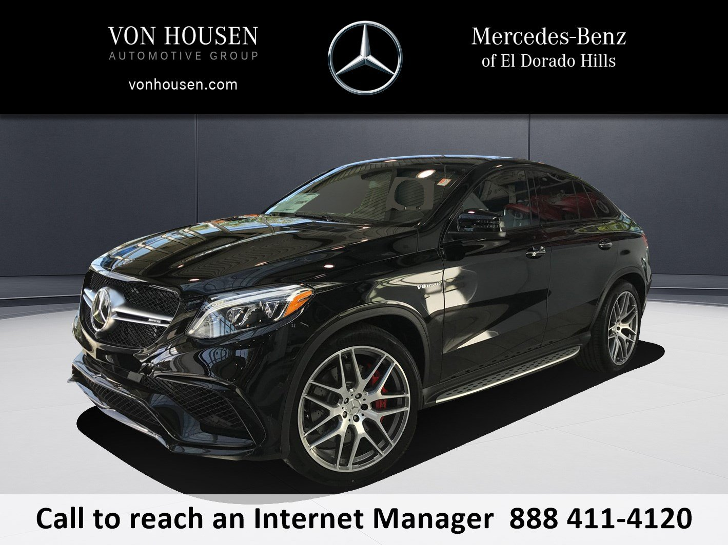 New 2018 Mercedes Benz Gle Amg Gle 63 S Coupe Coupe In El Dorado