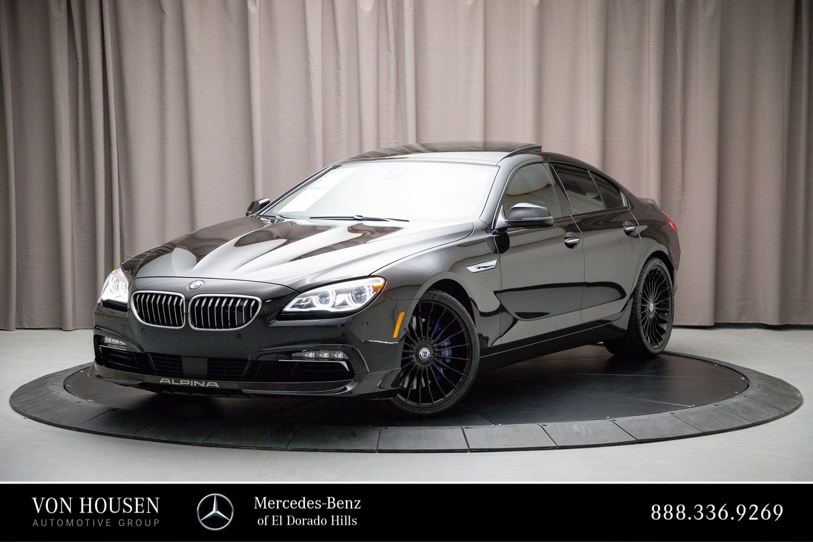 Pre-Owned 2016 BMW 6 Series ALPINA B6 G/CP