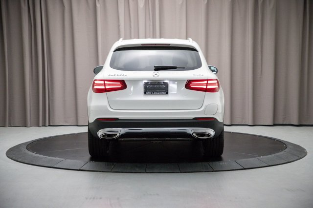 Certified Pre-Owned 2019 Mercedes-Benz GLC GLC 350