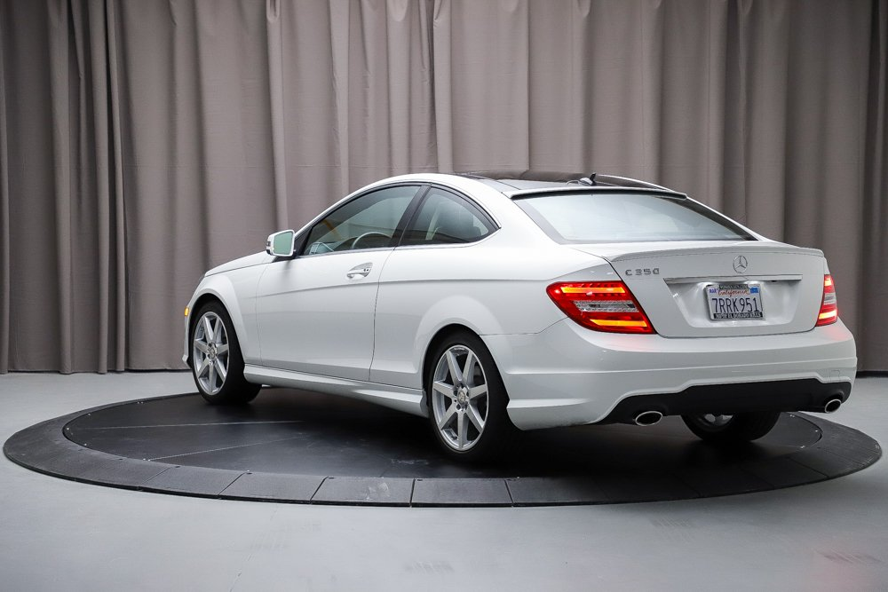 Pre-Owned 2015 Mercedes-Benz C-Class C 350