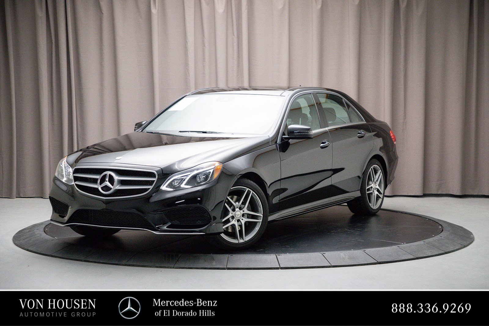 Certified Pre Owned 2016 Mercedes Benz E Cl 400